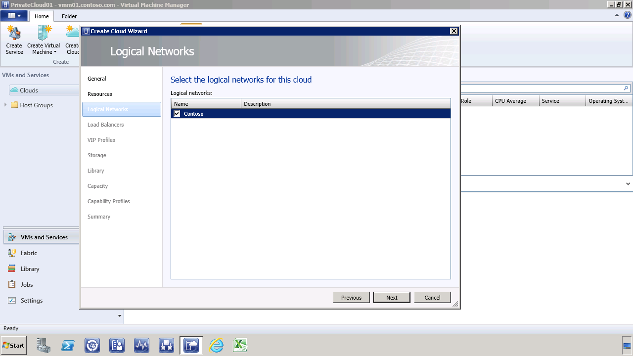 First Look: Deploying Private Clouds With System Center 2012