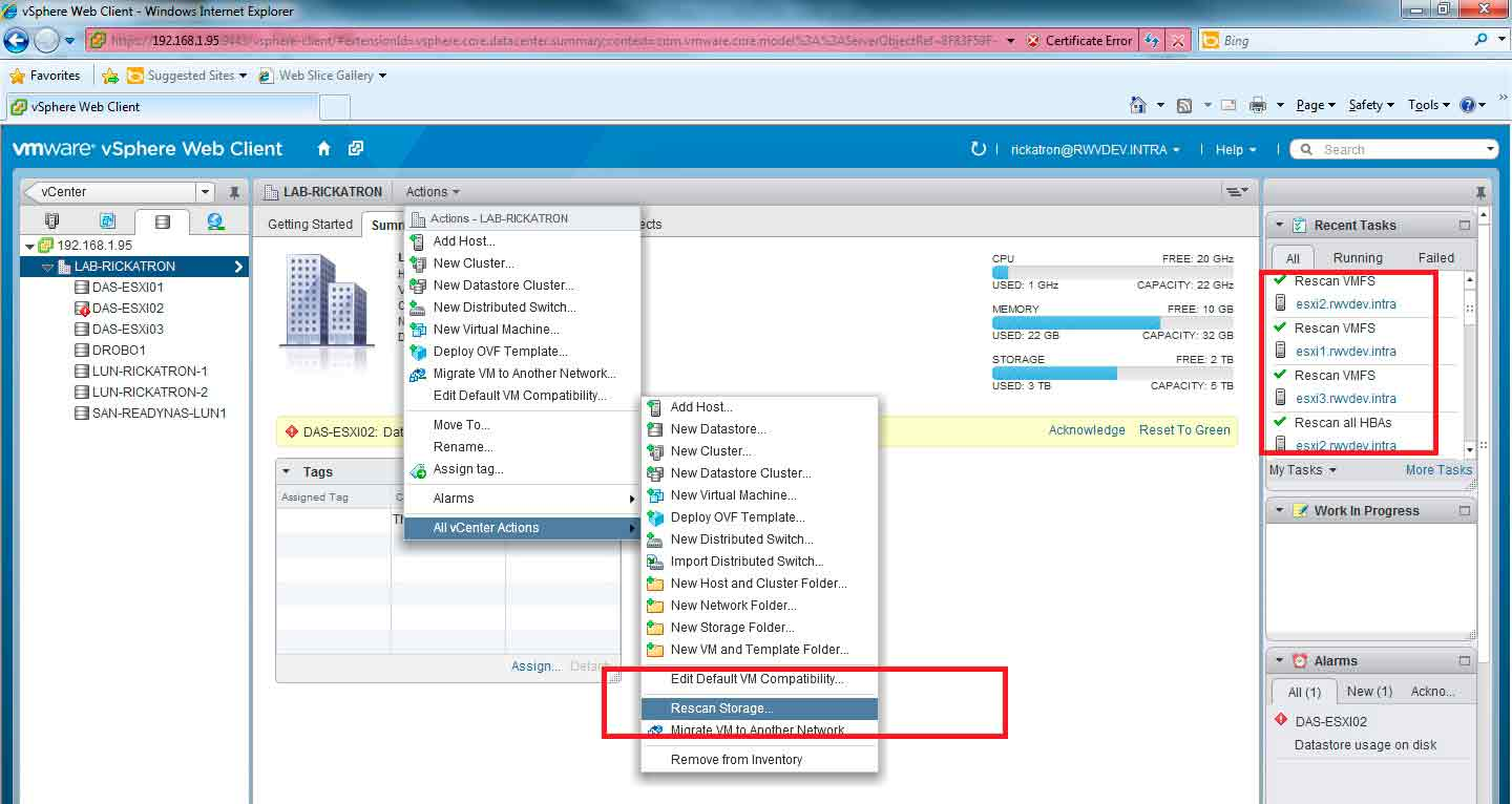 This batch task can be done on the vSphere Web Client also.