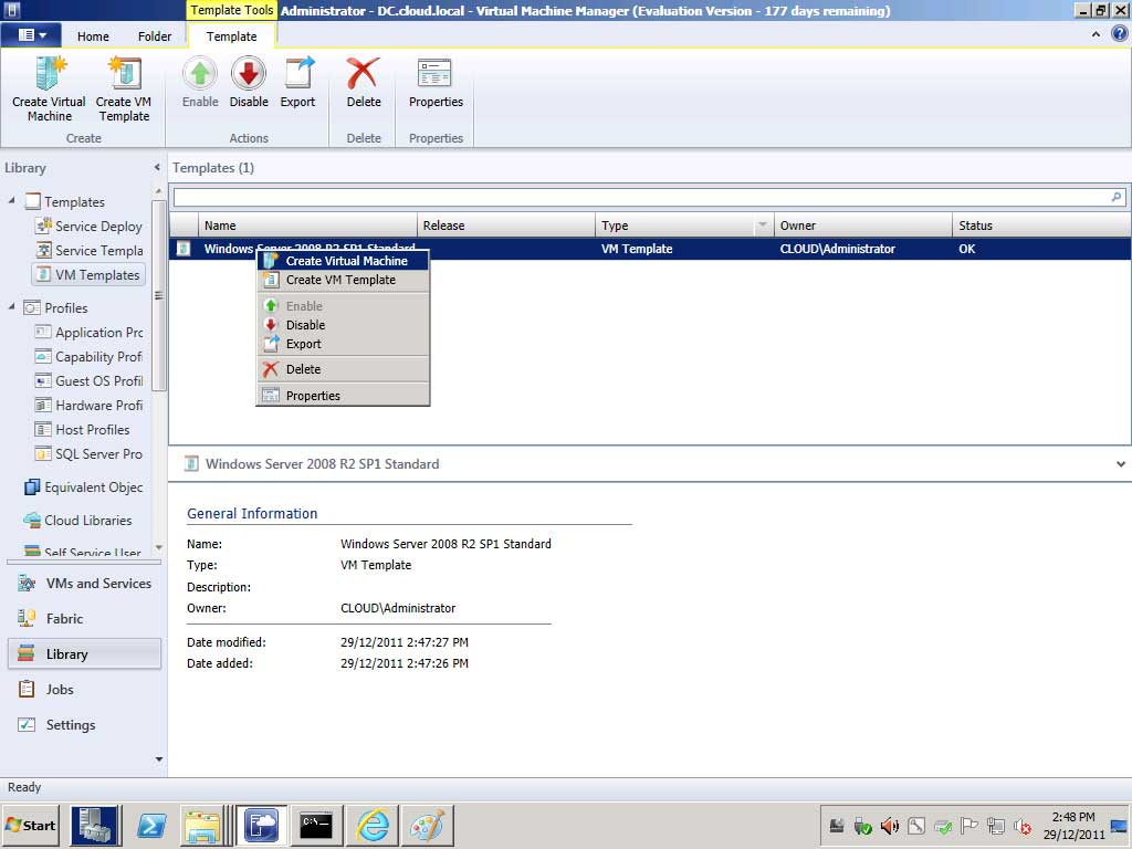 Systems Center Virtual Machine Manager 2012 is a crucial product to further Microsoft's market share in virtualization and private cloud.