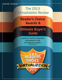 The 2013 Virtualization Review Reader's Choice Awards
