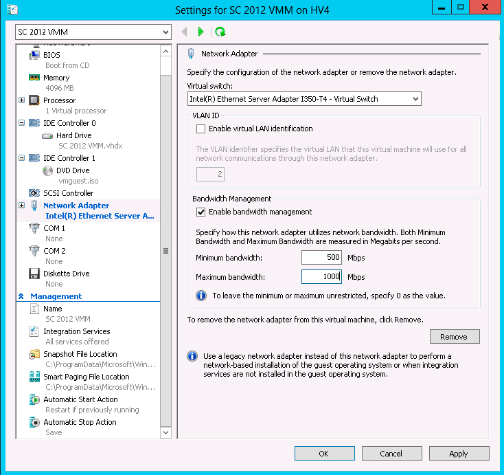 Hyper-V Deep Dive, Part 3: Networking Enhancements -- Virtualization