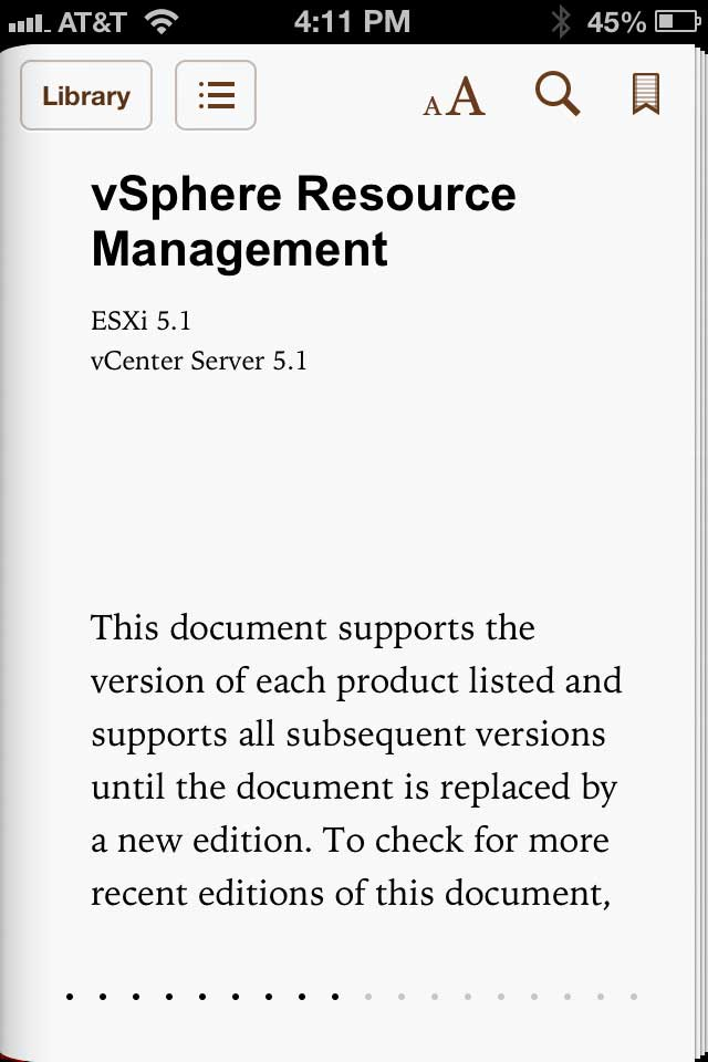 VMware vSphere Networking Guide in in Apple iBooks