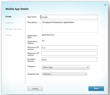 How To Implement Mobile Application Management with Citrix