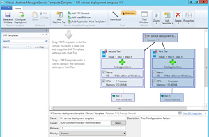 Building service templates is one of the fundamental skills any VMM administrator should acquire.