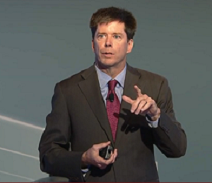 Oracle's John Fowler discusses Oracle Solaris 11.2 in New York