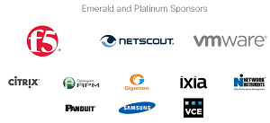 They may be squabbling, but VMware is sponsoring Cisco's conference next week