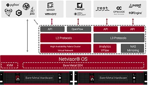 The Netvisor architecture
