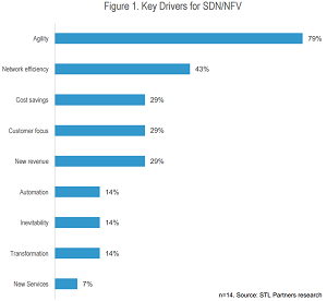 Key Drivers of NFV/SDN Transformations