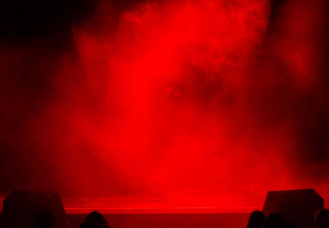 Red Fog Stage