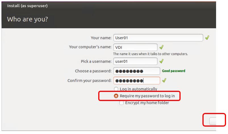 How To Install Ubuntu 16 04 Desktop on vSphere