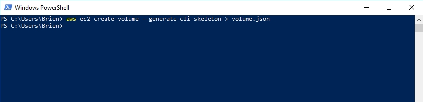 Putting CLI Skeletons to Work in AWS -- Virtualization Review
