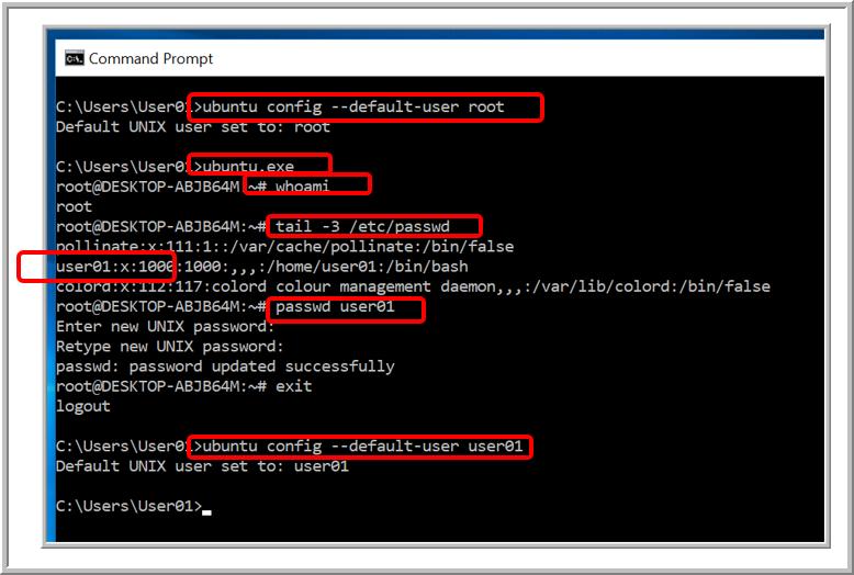 recover windows 10 password ubuntu