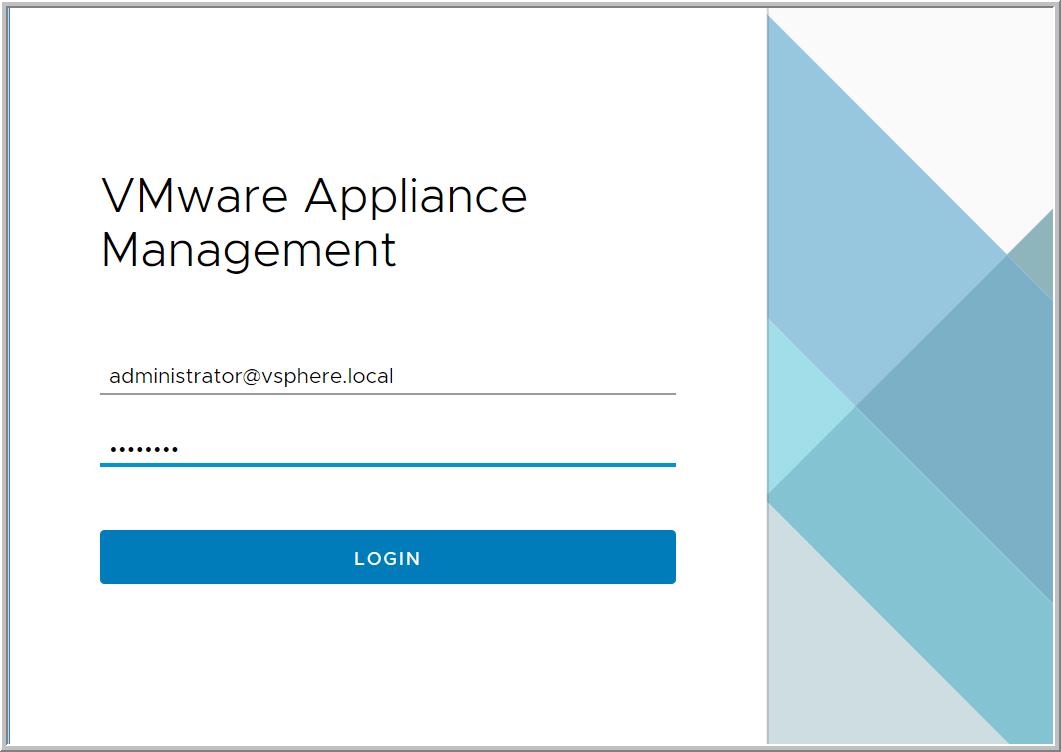 Upgrading to vCenter Server Appliance 6 7 U1