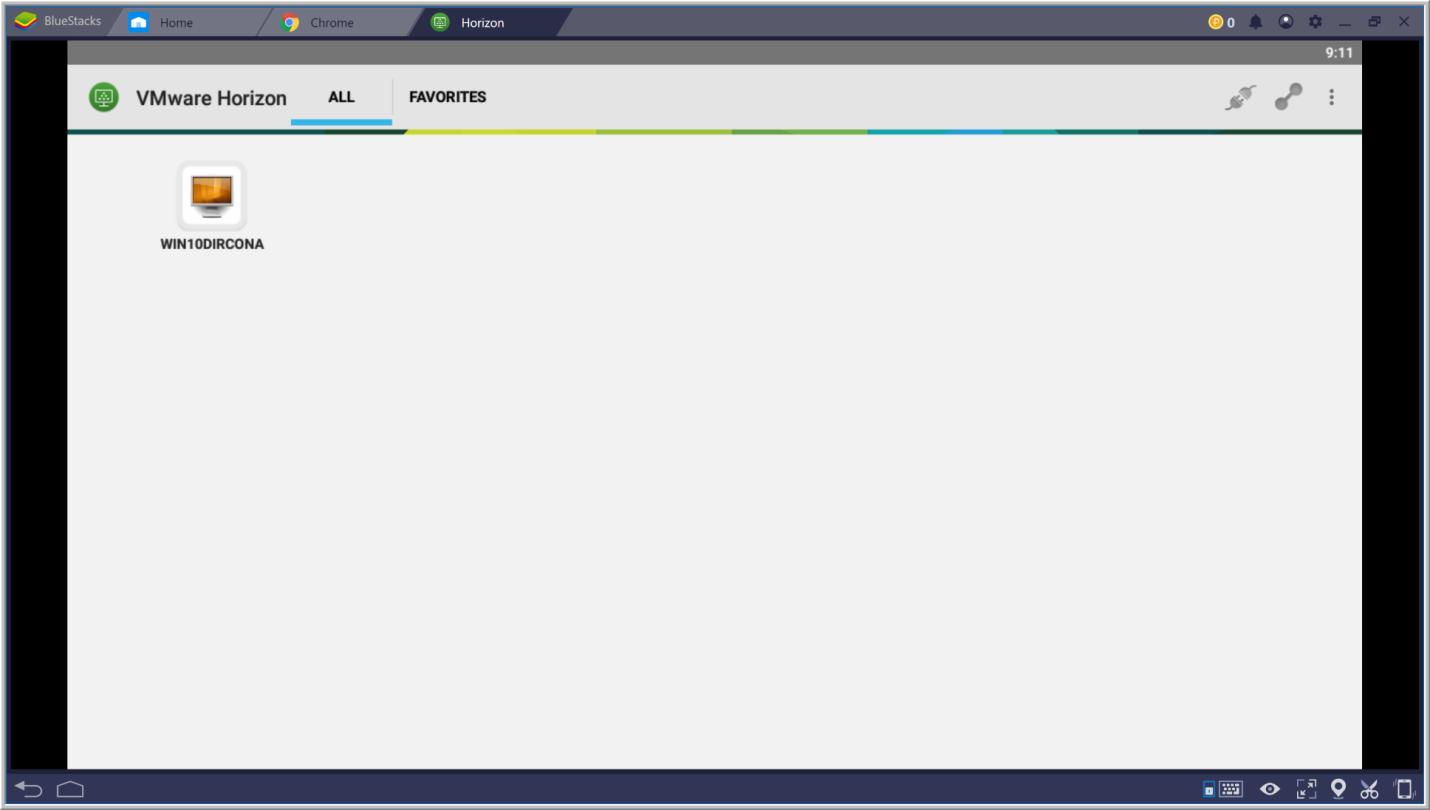 run android emulator on vmware