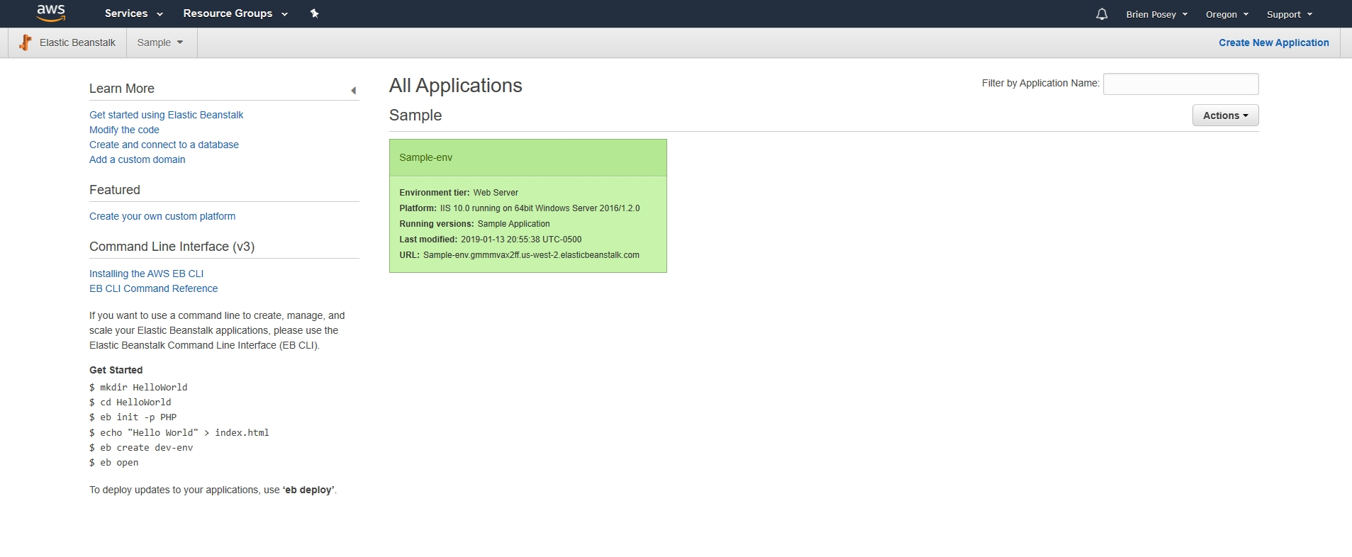 Creating AWS Web Applications the Easy Way -- Virtualization