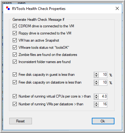 Assess Your vSphere Environment with RVTools