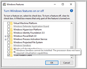 Windows Sandbox, Part 2: How To Install and Use the New