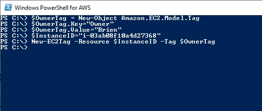 Use PowerShell to Tag Amazon EC2 Instances -- Virtualization Review