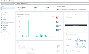 Take a Spin with Azure Sentinel -- a SIEM in the Cloud