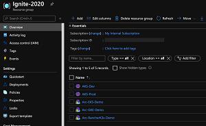 Azure Arc enabled Kubernetes clusters alongside AKS clusters
