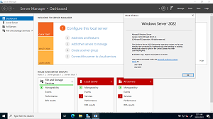Windows Server 2022 preview build 20317.1 -- it looks like Windows Server 2016/2019