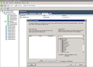 the role of virtual folders in One of the most overlooked concepts in vcenter server security is user shared and used by users from different departments and with varying functions and roles securing vcenter server by which permissions are set on a vsphere object be it a folder, virtual machine or.